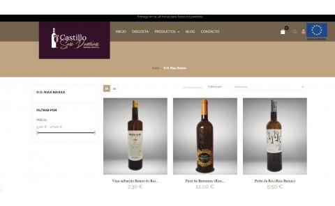 Bienvenidos a nuestra tienda online